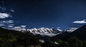 góry śnieżne - podróż co spakować