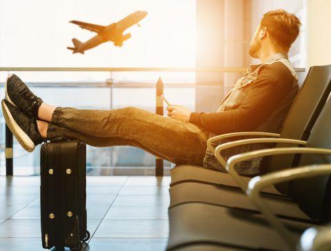 podróż samolotem - jak zarezerwować bilety